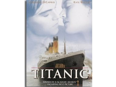 Titanic's working title was....