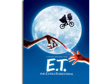E.T.: The Extra-Terrestrial's working title was...