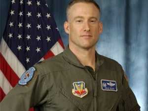 pilot american flag