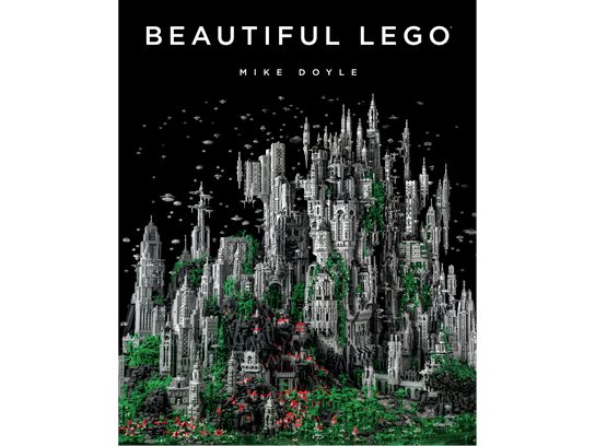 Beautiful Lego Book Cover