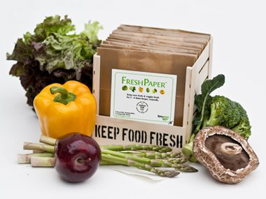 Your Mission: Keep your produce fresh longer