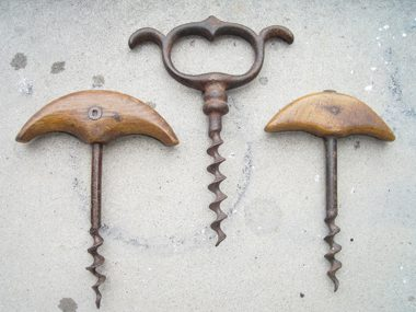 Helixophiles collect corkscrews!