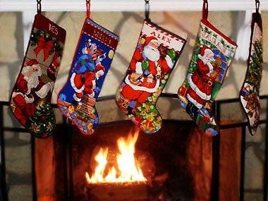 The Origin of Christmas Stockings