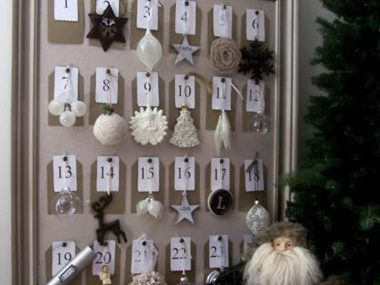 Create an Advent calendar