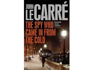 The Spy Thriller