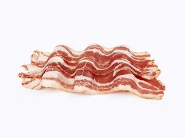 Living Bacon Growing in Labs