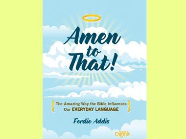 """Amen!"""