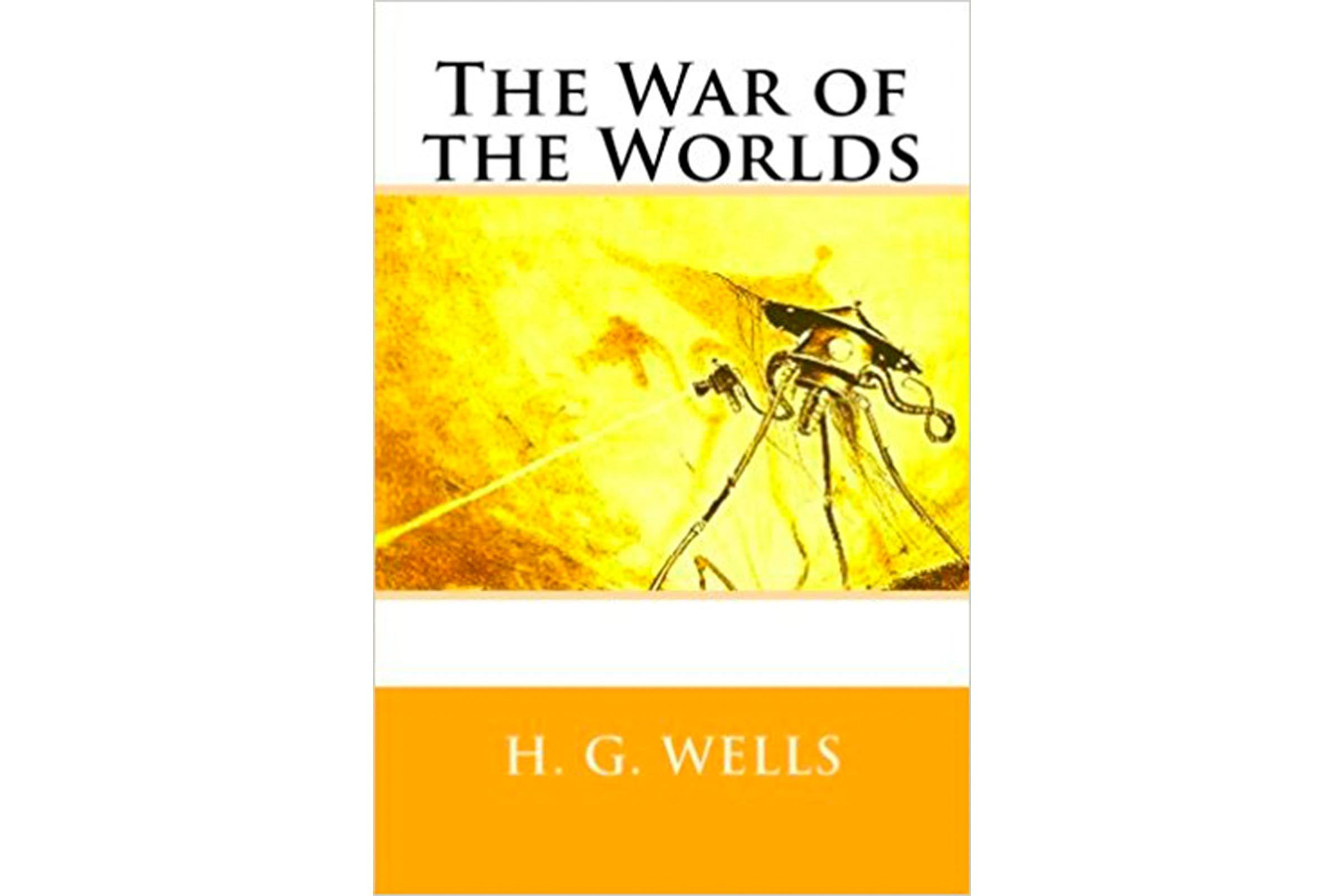 The classic thriller: the war of the worlds