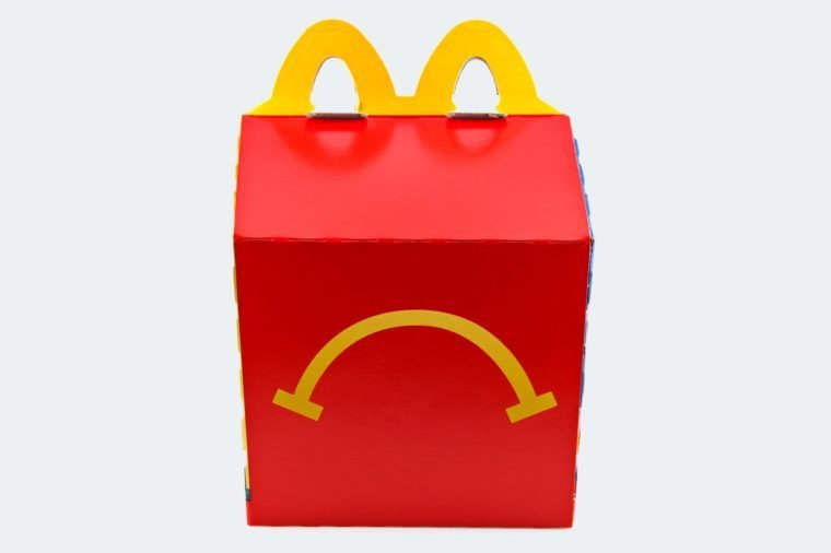 unhappy meal