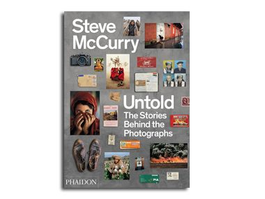 <i>Untold: The Stories Behind the Photographs</i> by Steve McCurry