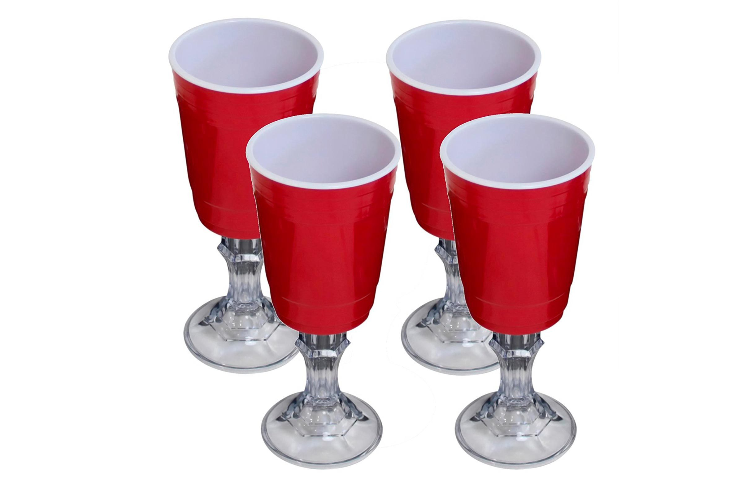 Red Solo Cup Wine Gl