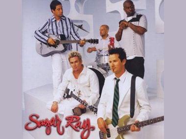 Sugar Ray. Breakout record: <i>Floored</i> (1997)