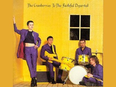 The Cranberries. Breakout record: <i>Everybody Else Is Doing It, So Why Can't We?</i> (1993)