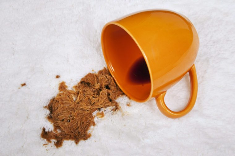 Removing Coffee Stains >> How To Remove Coffee Stains Reader S Digest