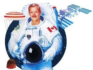 who knew astronaut
