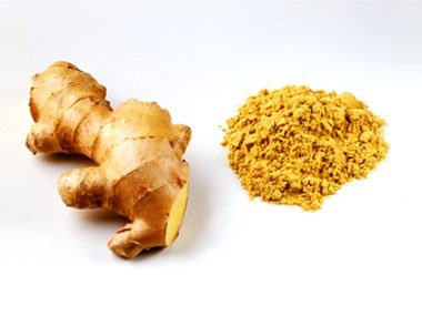 ginger ground spice