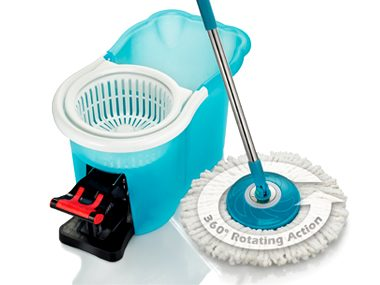 The Hurricane 360° Spin Mop