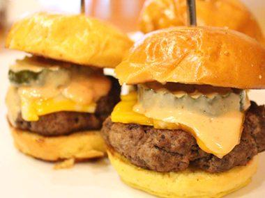 food trends burgers
