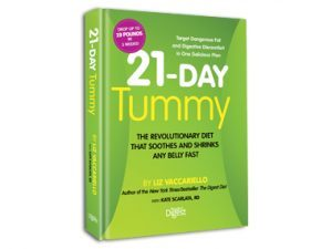 21 day tummy book
