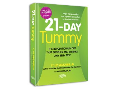 21 day tummy book