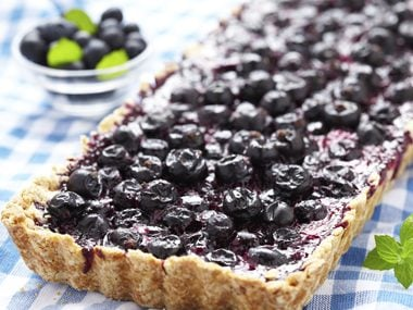 Berry Pie Oatmeal