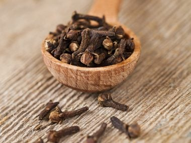 cloves are an anti-inflammatory