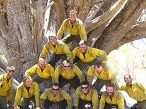 Profile in Courage: The Firefighters