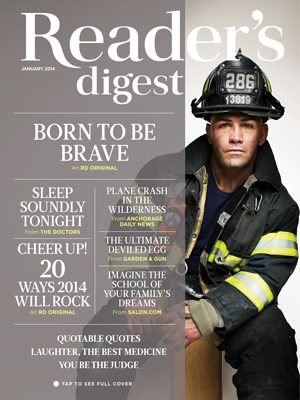 Reader's Digest: January 2014