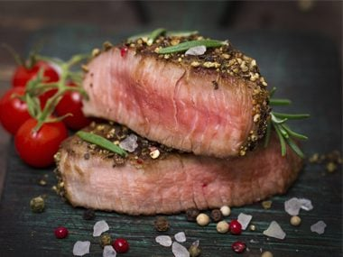 Eat protein-rich meals and avoid fatty meals.