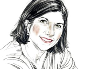 anna quindlen illustration