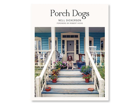 Porch Dogs by Nell Dickerson