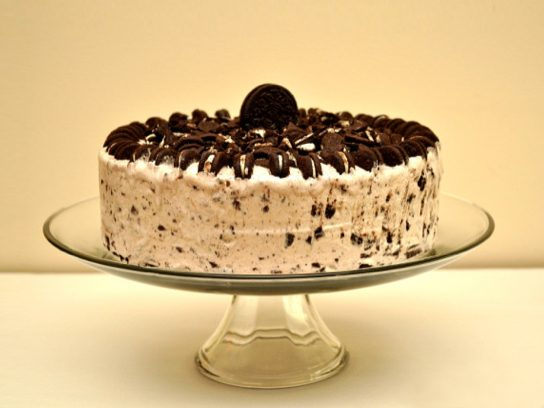 food ice cream cake