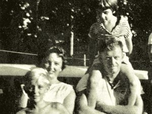 duperrault family alone orphaned on the ocean