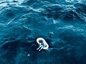 terry jo duperrault alone orphaned on the ocean