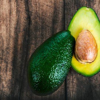 "Avocado ""Sushi"" Salad"
