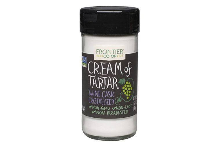 Frontier Cream of Tartar, 3.52 Ounce Bottle