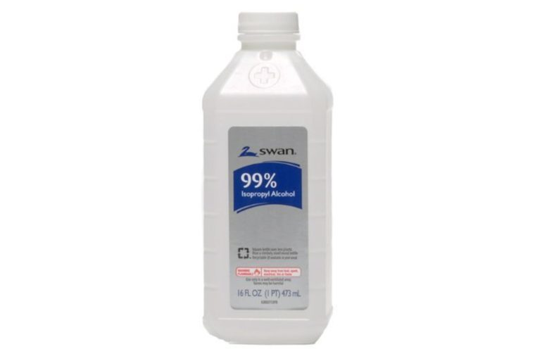 Swan Isopropyl Alcohol, 99 percent, Pint, 16 OZ (Pack of 2)