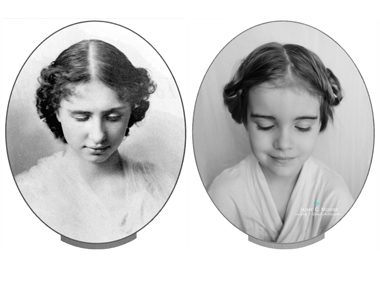 little girl helen keller