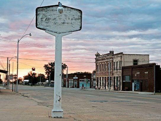 Erick, Oklahoma