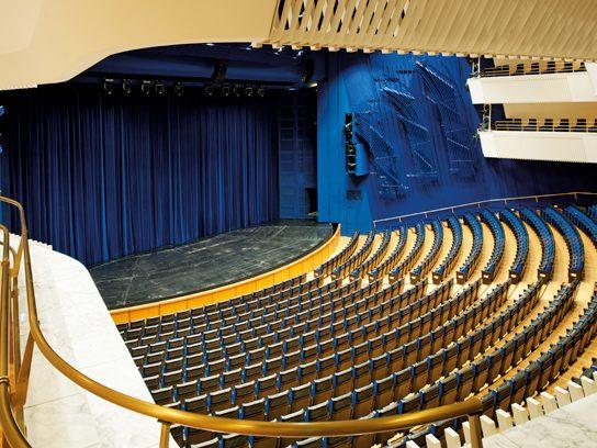 Aalto Mukiktheater in Essen, Germany