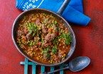 lentil butternut squash stew