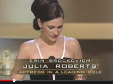 Best Slapdown by an Actress in a Leading Role
