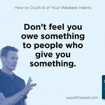 How to Crush 6 of Your Weakest Habits
