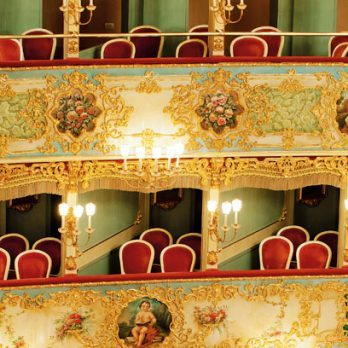 8 of the Most Beautiful Opera Houses in the World