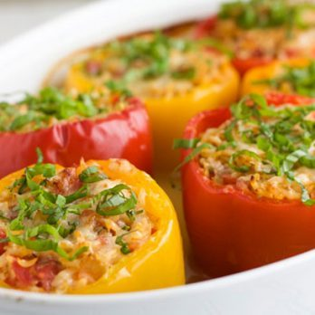 8 Ways to Change Up Stuffed Peppers