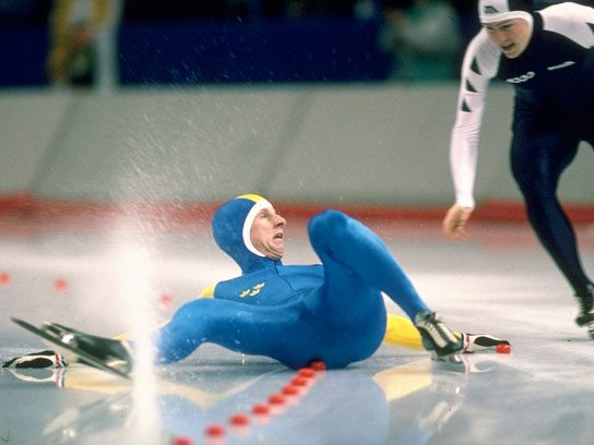 11 Of The Most Emotional Winter Olympic Moments Ever Reader S Digest