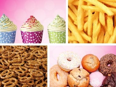 What are your trigger foods?