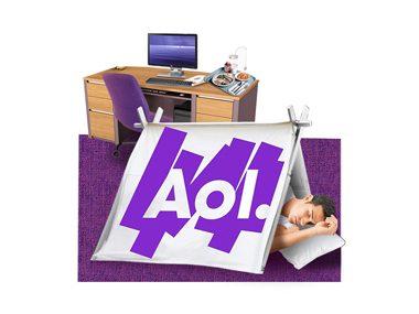 AOL's Teenage Mole