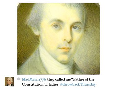 james madison founding fathers