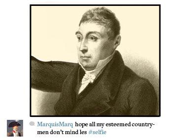 Marquis de Lafayette, 19